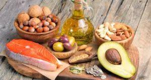 Good Fats - Fish, Oil, Nuts, Olives