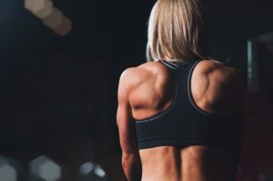 Does weight training make you muscly
